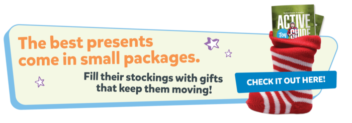 Active Toy Guide - Stocking -
